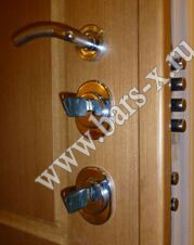 металлическая дверь район перово