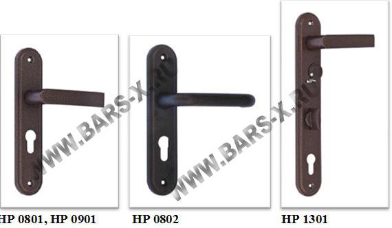 Дверные ручки Меттэм с алюминиевым материалом (сплавом):