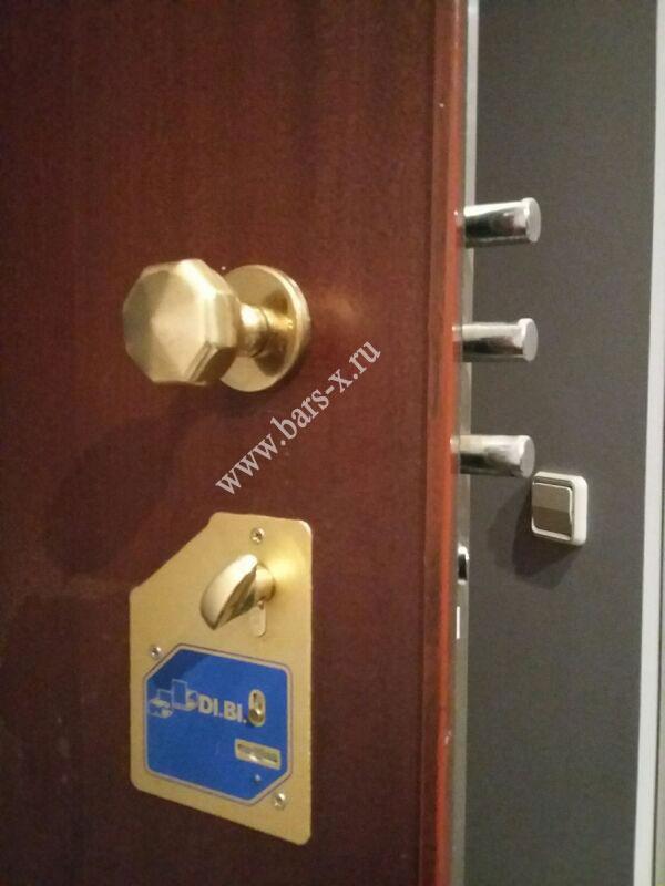 Секретный замок на входную дверь своими руками