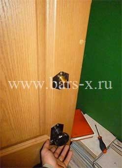 ремонт и замена замков во входных металлических дверях