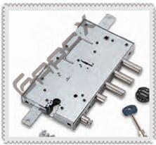 секурема замена дверных замков металлической двери