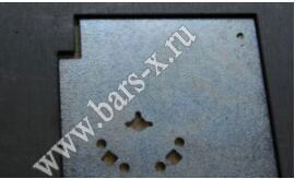 Бронированная пластина от Mul-t-lock