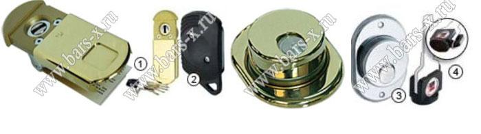 ДИЗЭК предлагает для защиты цилиндровой части бронированную магнитную накладку