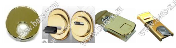 Магнитные ключи персонифицированы — для каждой магнитной броненакладки DiSec
