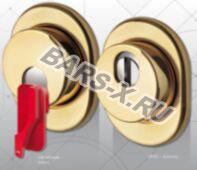 По типу броня выпускается врезная, накладная, с юбочкой под бронипластину, раздельная и на планке с тремя точками крепления, трехслойные - наборные Abus, а также магнитные, кодовые Disec