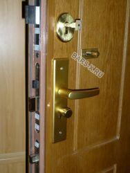 ремонт замка входной металлической двери
