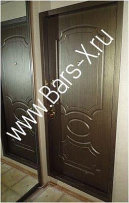 замена замков в металлической двери с выездом с замками