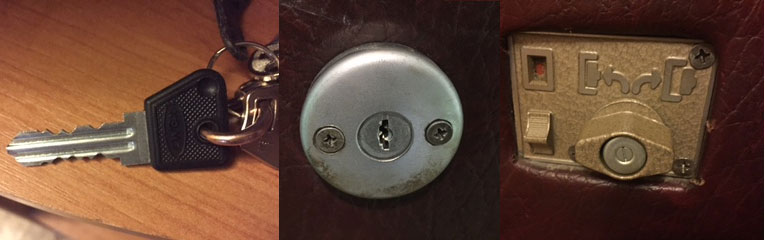 фото двери с замком необходимым для замены