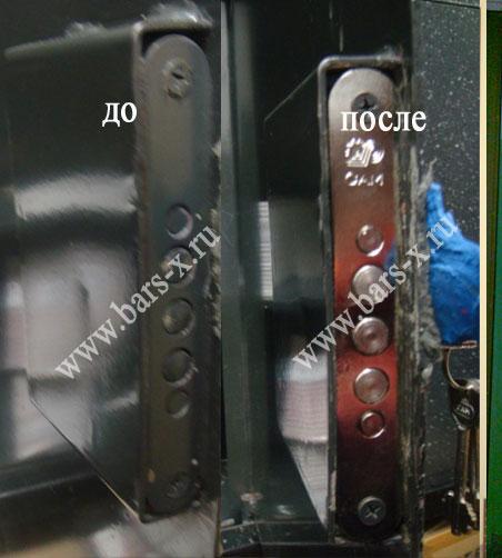 поменять дверные замки