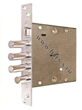 ЗВ9 144.0.0/ЗВ9 164.0.0  Замок врезной сувальдный  под ручку и с задвижкой.