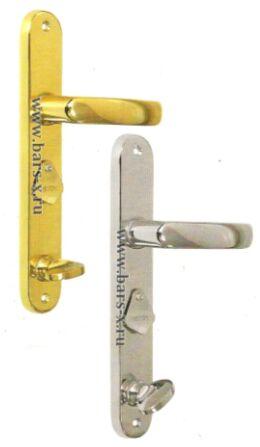 WCF  Ручки на планке для замков ЗВ9 144.1.0/ЗВ9 144.0.0/ЗВ9 164.0.0