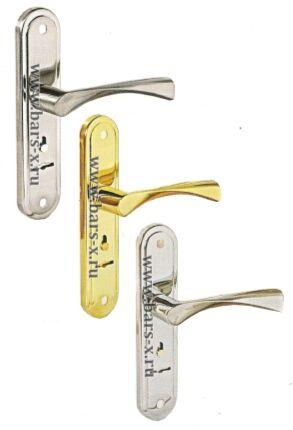 НР-65.0623    Ручки на планке для замков ЗВ9 901.0.0/ЗВ9 902.0.0