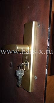 замена замков в импортных дверях