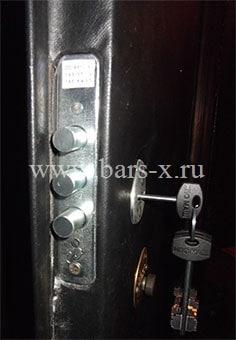 металлические двери ремонт замков
