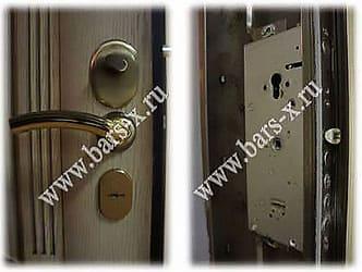 замена замков в металлической двери с выездом москва