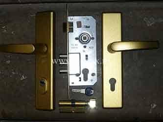 ключевина замка не работает заменить