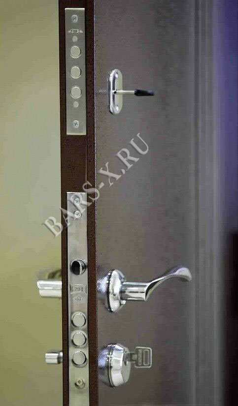 срочная замена замков в металлической двери москва